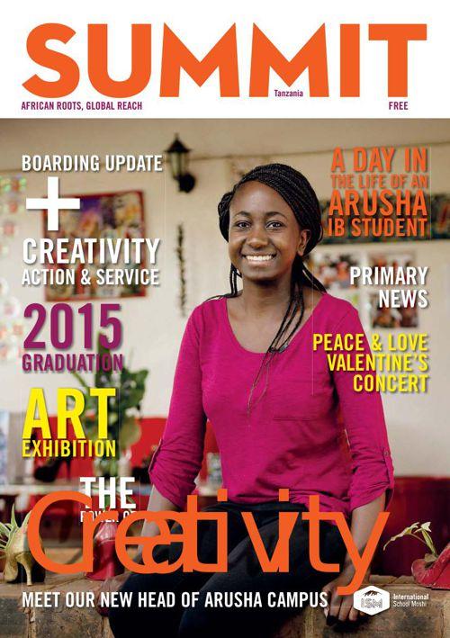 Summit Magazine - June 2015