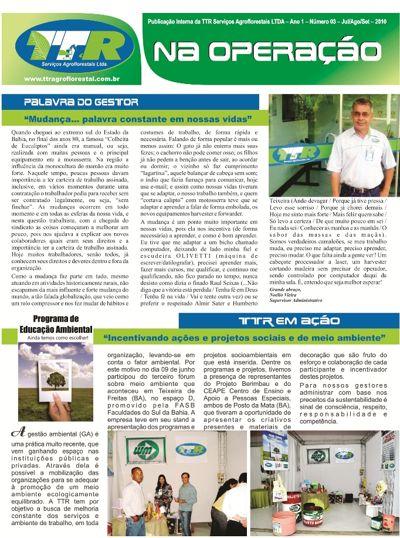 informativo TTR 3