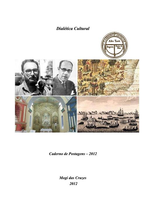 Caderno de Postagens 2012