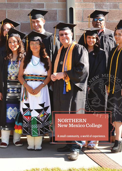 Northern New Mexico College ViewBook 2015