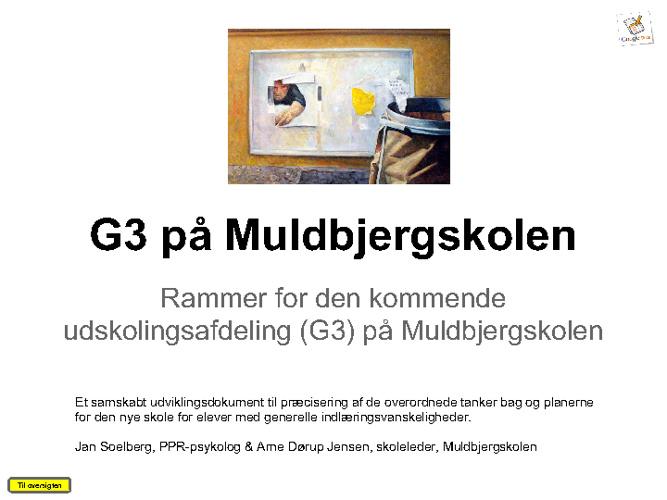 G3 på Muldbjerg