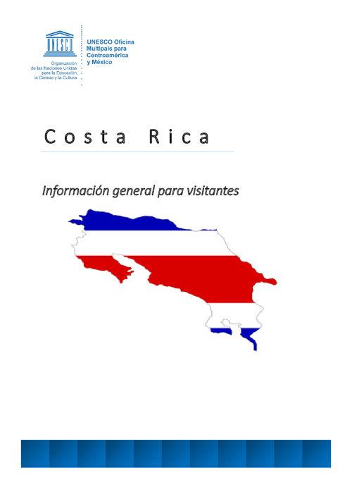 Costa Rica - Información general para visitantes