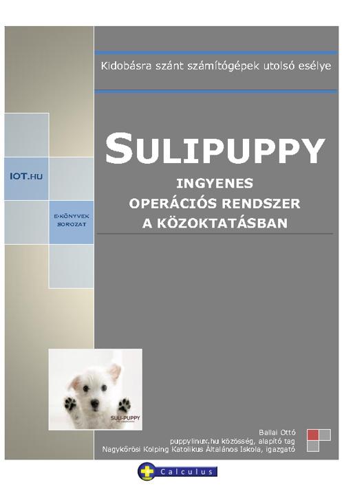 SuliPuppy IOT e-könyv