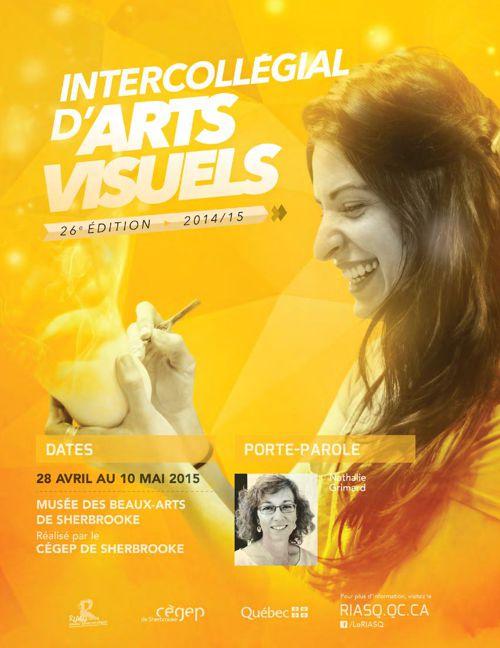 Catalogue2015IntercollégialArts2