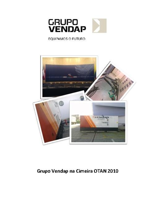 Grupo Vendap na Cimeira OTAN