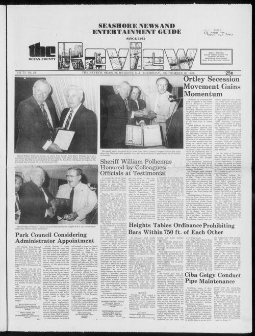 Review September 1986