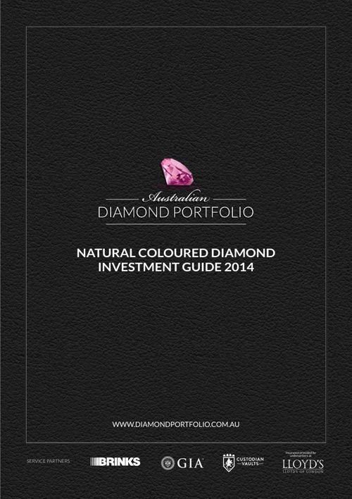 Copy of Natural Coloured Diamond Investment Guide 2014