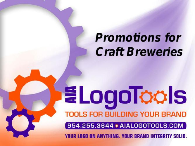 Promotions for Craft Breweries 2015