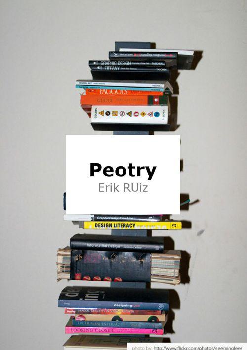 Poems by Erik Ruiz