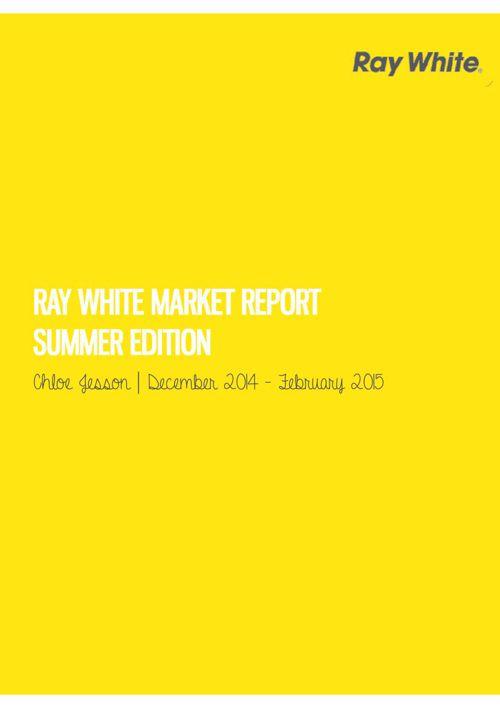 Market Review A5 - Chloe