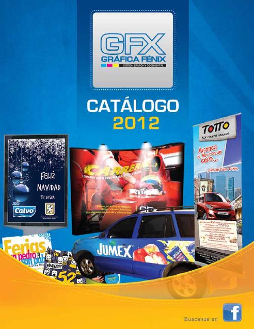 CATALOGO GFX