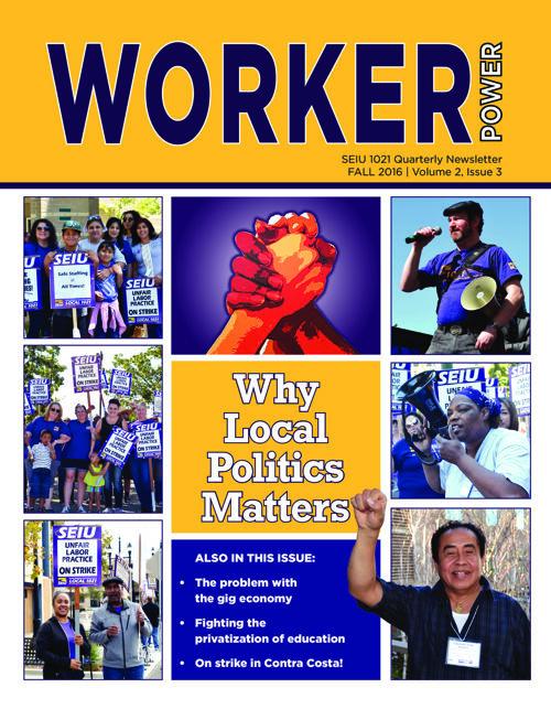 Worker Power, Fall 2016