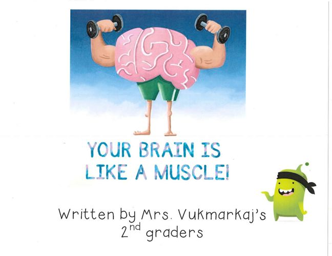 Brain is like a muscle