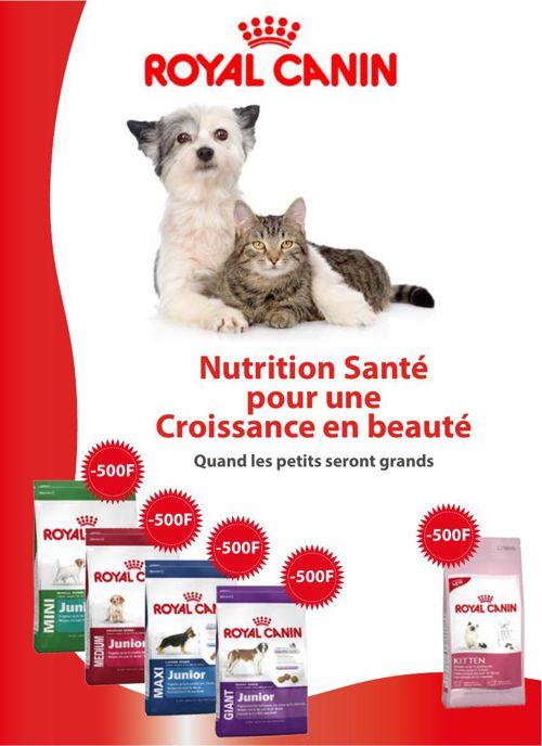 Catalogue Royal Canin