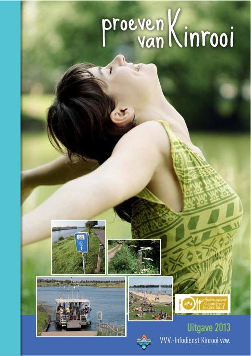 Toeristische brochure Kinrooi 2013