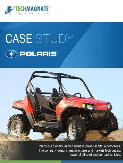 Web Design Case Study- Polaris India