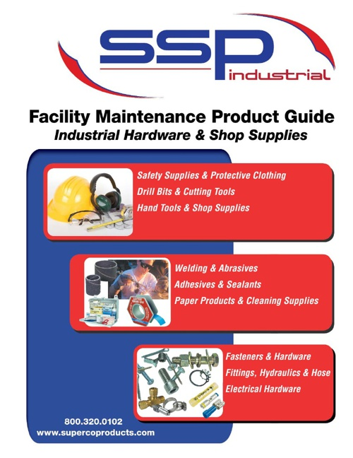 SSP Catalog - Shop Supplies