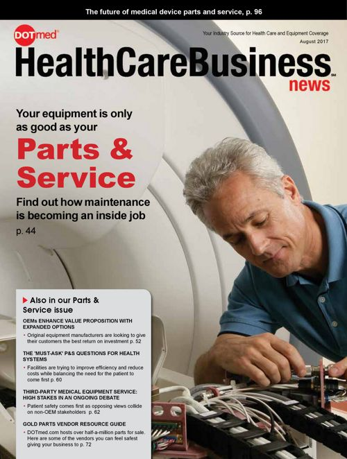 Dotmed Parts & Service 2017
