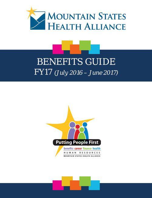MSHA Team Member Benefits Guide FY17