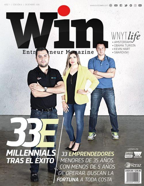 Revista Win 6