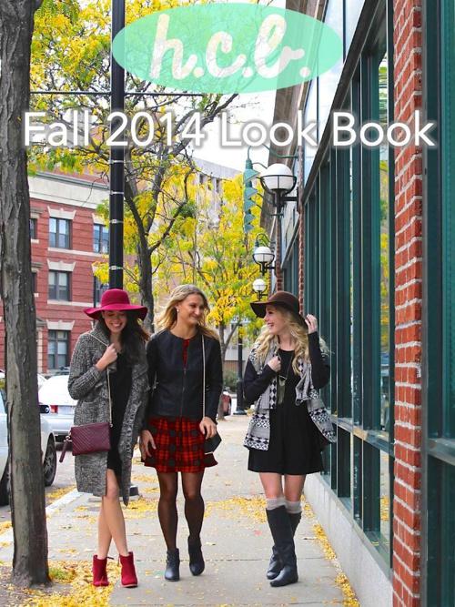 HCB Fall 2014 Look Book