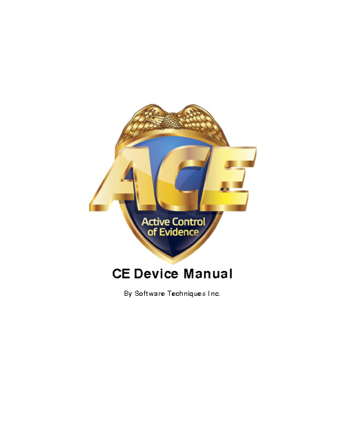 ACE CE User Manual