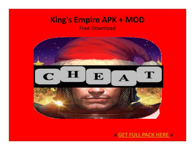 King's Empire 2.3.4 APK + MOD | FREE DOWNLOAD
