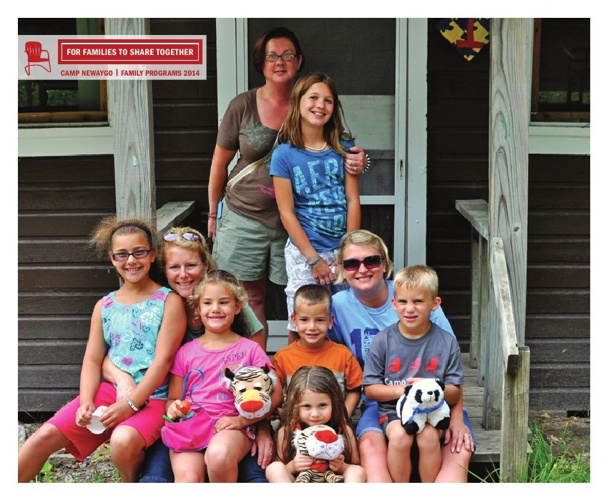 Camp Newaygo Family Programs 2014