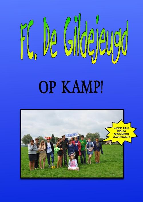 Muziekkamp De Gildejeugd: FC De Gildejeugd