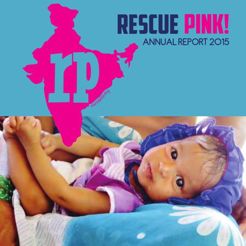 Rescue Pink 2015 Annual Report