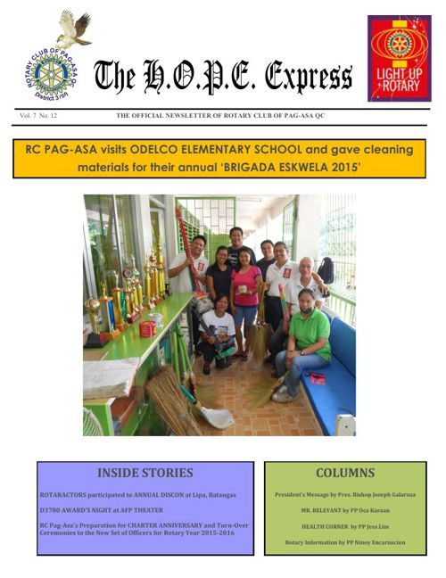 2nd issue