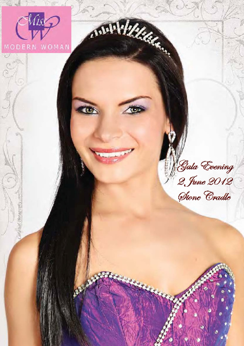 Miss Modern Woman - June 2012