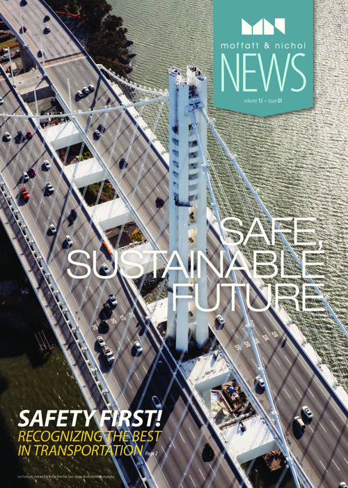 M&N News Vol 13, Issue 1 - Safe, Sustainable Future
