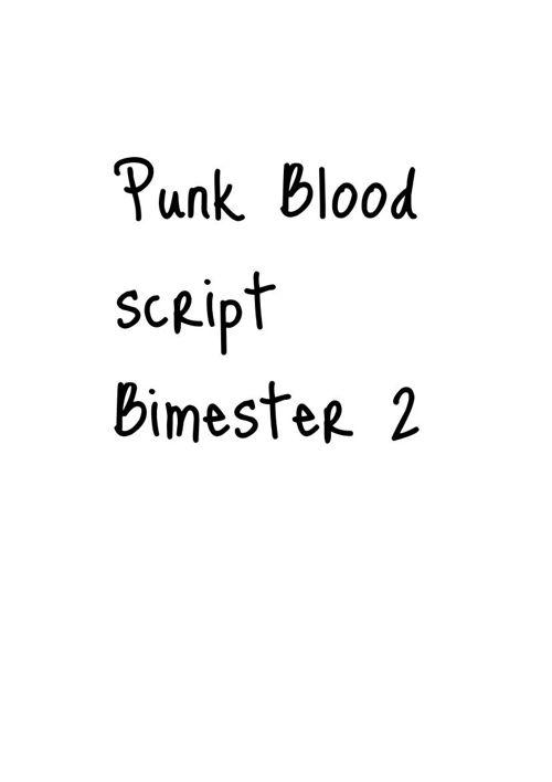 Punk Blood Bimester 2
