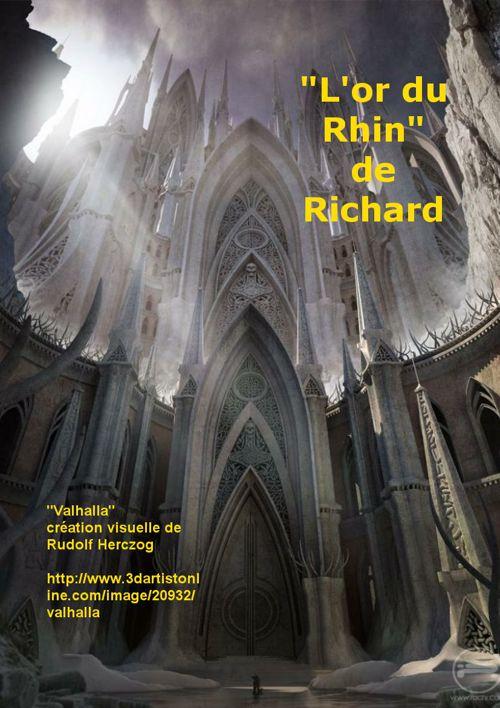 L'Or du Rhin de Richard Wagner - Argument