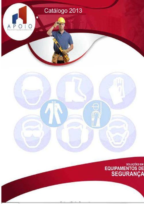 Catálogo - Apoio Representações Comerciais