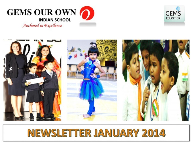 NEWSLETTER January 14