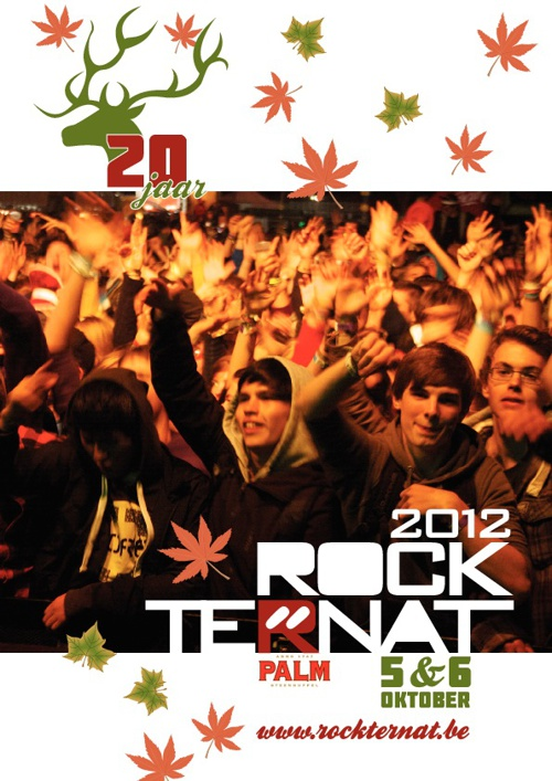 Rock Ternat presentatie 2012