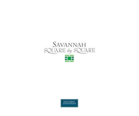 Savannah Square by Square