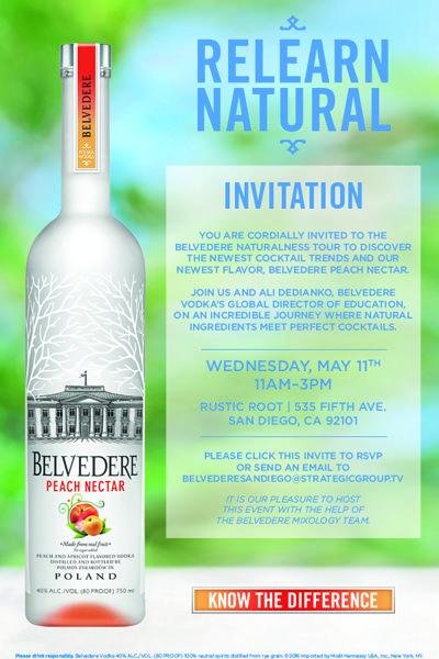 San Diego Invite