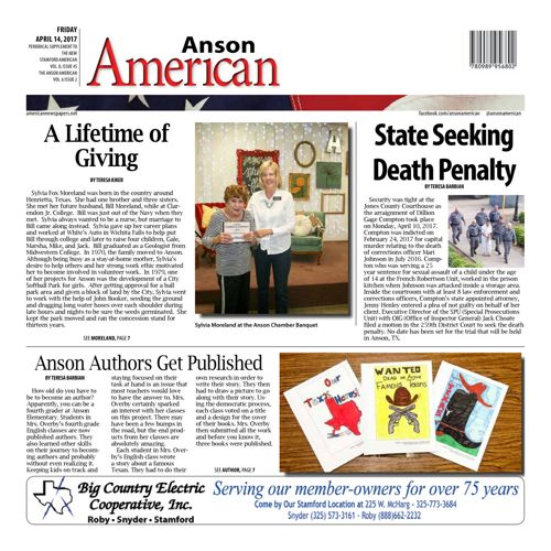 Copy of Anson - Vol 8 Issue 31