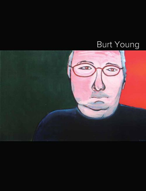 Burt Young Art Book