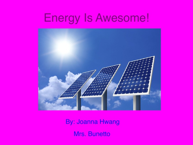 Bunetto energy is awesome