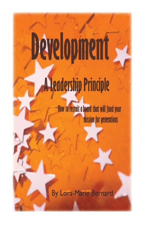 Development: A Leadership Principle