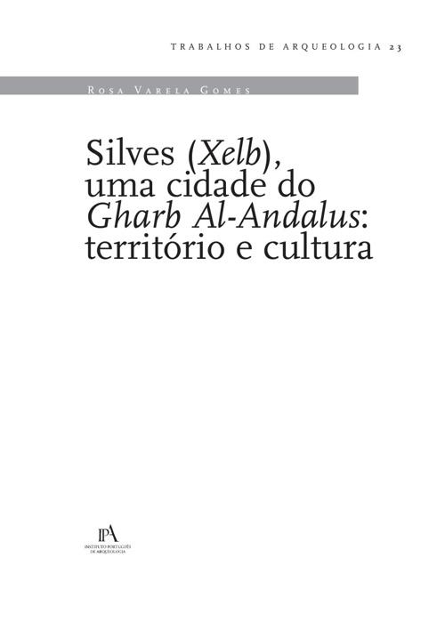 XELB - TRABALHOS DE ARQUEOLOGIA