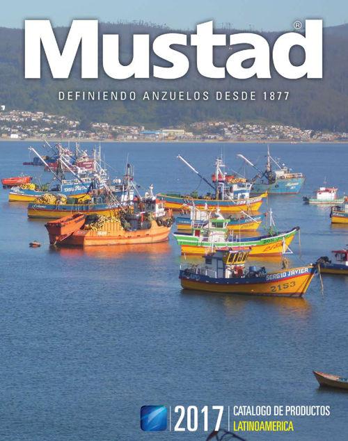 Catalogo Mustad Latinoamerica 2017