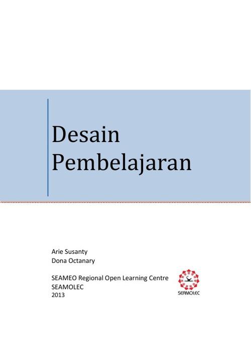 Desain Pembelajaran