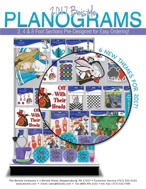 2017 Planogram Catalog