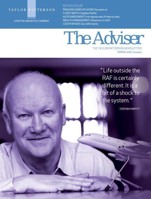 The Adviser Spring 2016