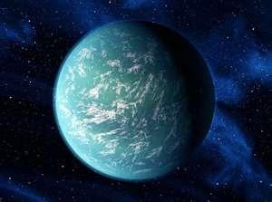 Hakuna Matata- Kepler 22b